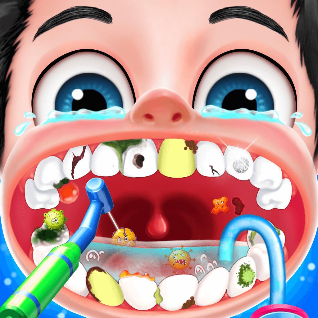 Game App Design Home: My Crazy Kids Dentist - MFinity InfoTech
